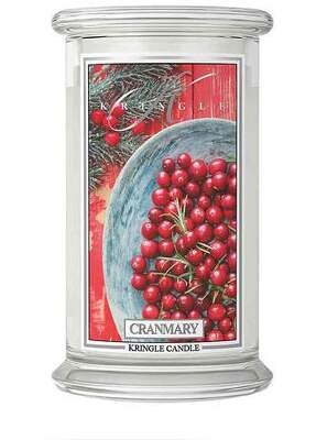 Kringle Candle - Cranmary from Sharon Elizabeth's Floral Designs in Berlin, CT