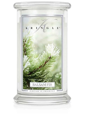 Kringle Candle - Balsam Fir from Sharon Elizabeth's Floral Designs in Berlin, CT