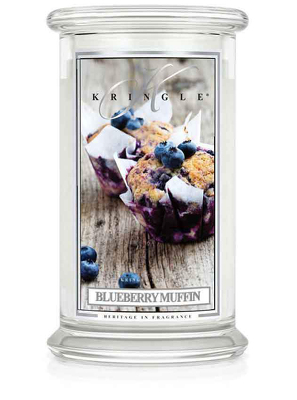 Kringle Candle - Blueberry Muffin from Sharon Elizabeth's Floral Designs in Berlin, CT