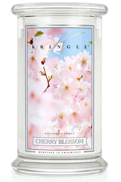 Kringle Candle - Cherry Blossom from Sharon Elizabeth's Floral Designs in Berlin, CT