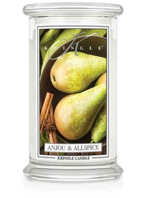 Kringle Candle - Anjou & Allspice from Sharon Elizabeth's Floral Designs in Berlin, CT