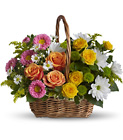 Sweet Tranquility Basket from Sharon Elizabeth's Floral Designs in Berlin, CT