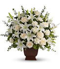 Teleflora's Loving Lilies and Roses Bouquet from Sharon Elizabeth's Floral Designs in Berlin, CT