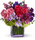 Exquisite Beauty by Teleflora from Sharon Elizabeth's Floral Designs in Berlin, CT