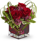 Sweet Thoughts Bouquet with Red Roses from Sharon Elizabeth's Floral Designs in Berlin, CT