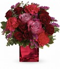 Teleflora's Ruby Rapture Bouquet from Sharon Elizabeth's Floral Designs in Berlin, CT
