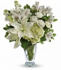Teleflora's Purest Love Bouquet from Sharon Elizabeth's Floral Designs in Berlin, CT