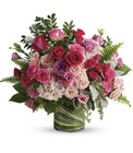 Haute Pink Bouquet from Sharon Elizabeth's Floral Designs in Berlin, CT
