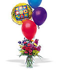 Balloons and a Boost from Sharon Elizabeth's Floral Designs in Berlin, CT