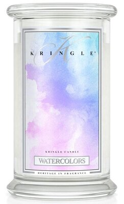 Kringle Candle - Watercolors from Sharon Elizabeth's Floral Designs in Berlin, CT